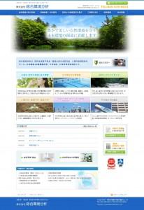 総合環境分析